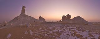 The White Desert - Egypt
