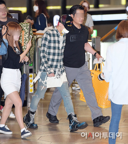 BIGBANG Gimpo Airport to Beijing PRESS 2015-06-05 001