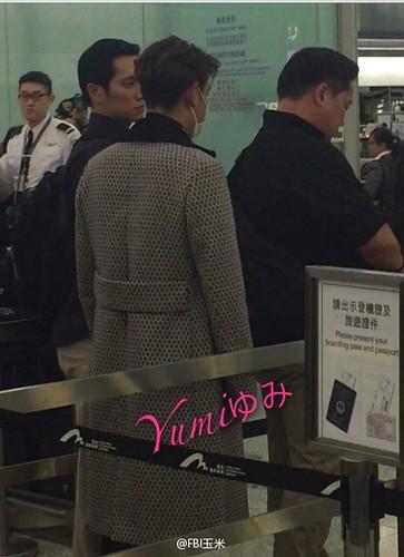 TOP - Hong Kong Airport - 15mar2015 - yumi69 - 01