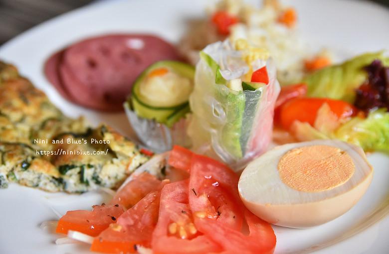 台中健康蔬食陶然左岸11