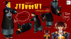 JIANGSHI Pose - Free