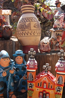 Famous Ceramics, Quinua, Ayacucho, Peru
