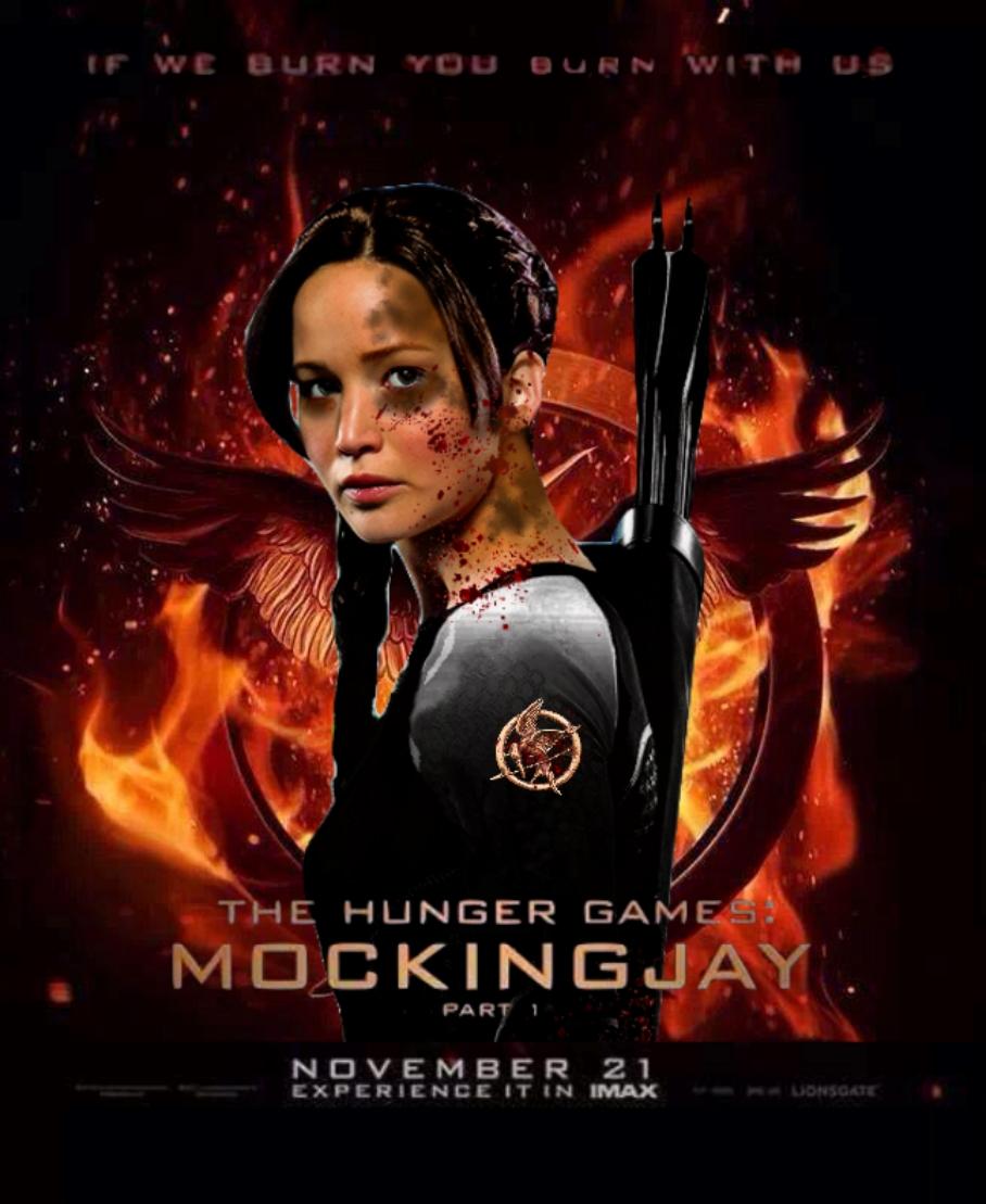 Trò Chơi Sinh Tử 3: Húng Nhại Phần 1 - The Hunger Games:...