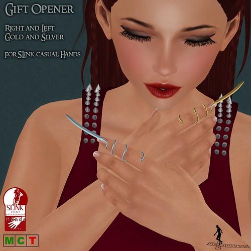 Gift opener
