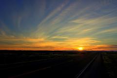 Manderson Sunset