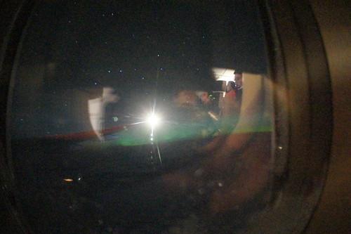 Aurora long exposure attempt
