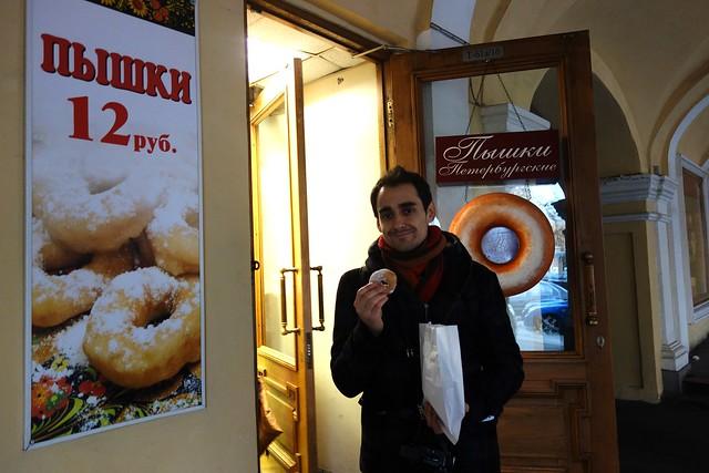 471 - Paseo por San Petersburgo
