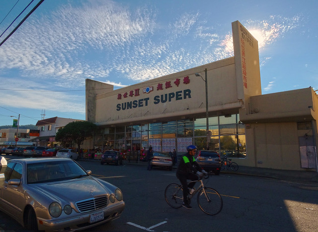 Sunset Super on Irving; San Francisco (2014)