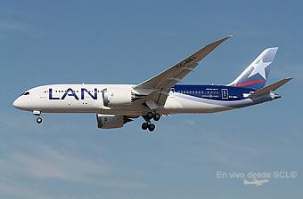 LAN B787 CC-BBJ (Ricardo Zapata)
