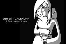 Advent Calendar 2014: Si Smith and Ian Adams