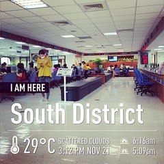 Made with @instaweatherpro Free App! #instaweather #instaweatherpro #weather #wx #snowfall #southdistrict #taiwan #day #autumn #clear #tw