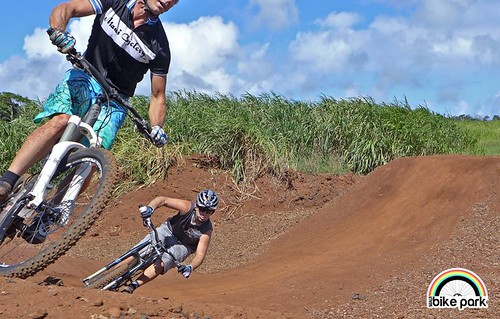 Photo courtesy of Maui Bike Park
