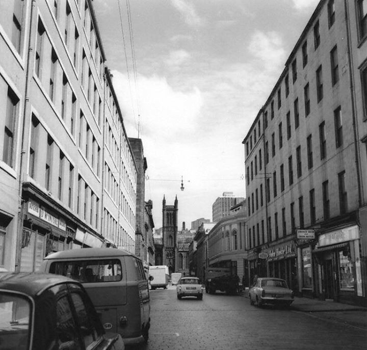 Candleriggs 1960s