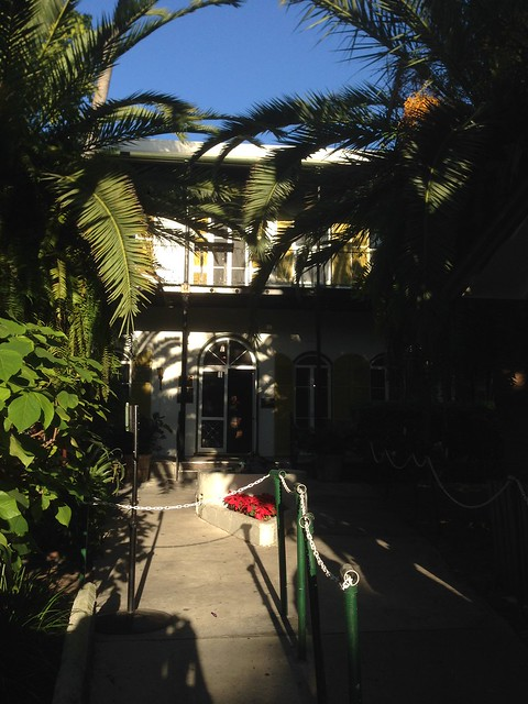 Ernest Hemingway Home - Key West