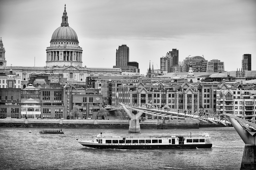 Cathedral St-Paul, London
