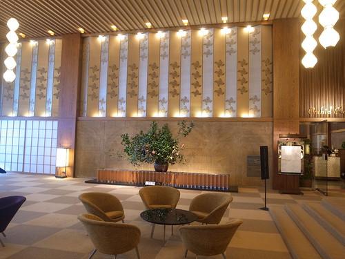 美麗的大廳休息區     R0027012
