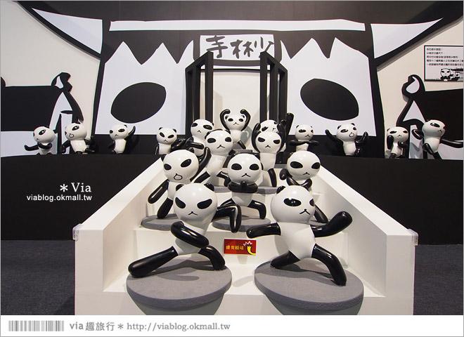 【阿朗基愛旅行】台北華山藝文特區阿朗基展~跟著阿朗基一起環遊世界去!40
