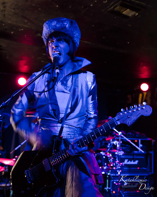 The Red Paintings - Pub Rock Live 11-26-14