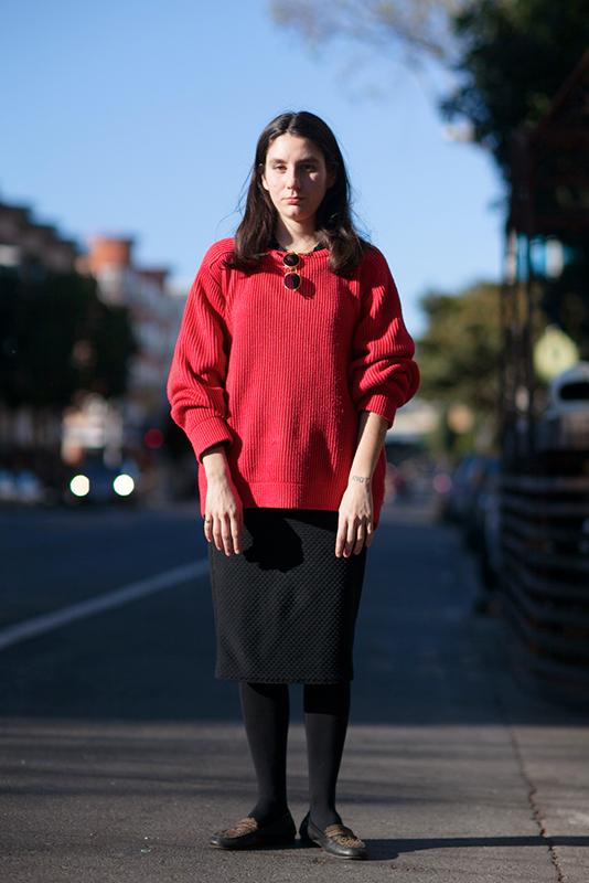 cecilia Quick Shots, San Francisco, Valencia Street, street fashion, street style, women