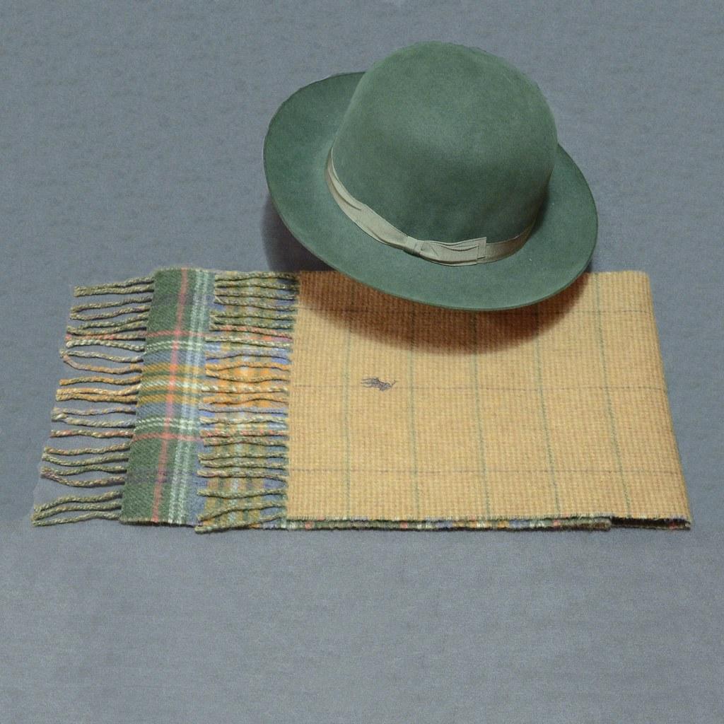 Ralph Lauren Reversible Scarf - Pescetto Hat