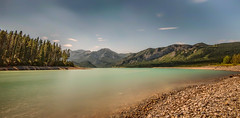 Barrier Lake, Alberta