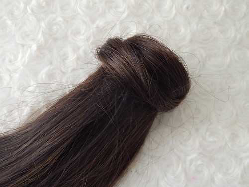 Hot Hair Long Perfect Pony in Chocolate Copper