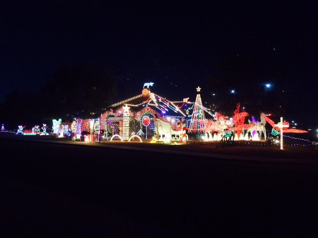 Oncor Employee Participates in ABC Show, The Great Christmas Light Fight