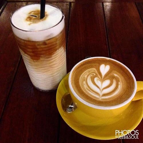 Coffee @ Coffee Stain, Publika