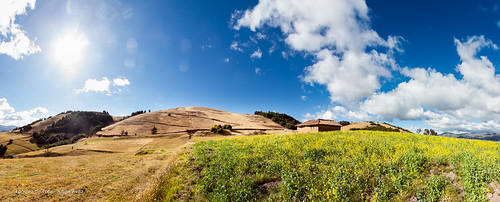verde landscape colombia bluesky paisaje tota boyacá