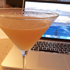 Back to a classic. The Sidecar. How's everyone this chilly Friday?!