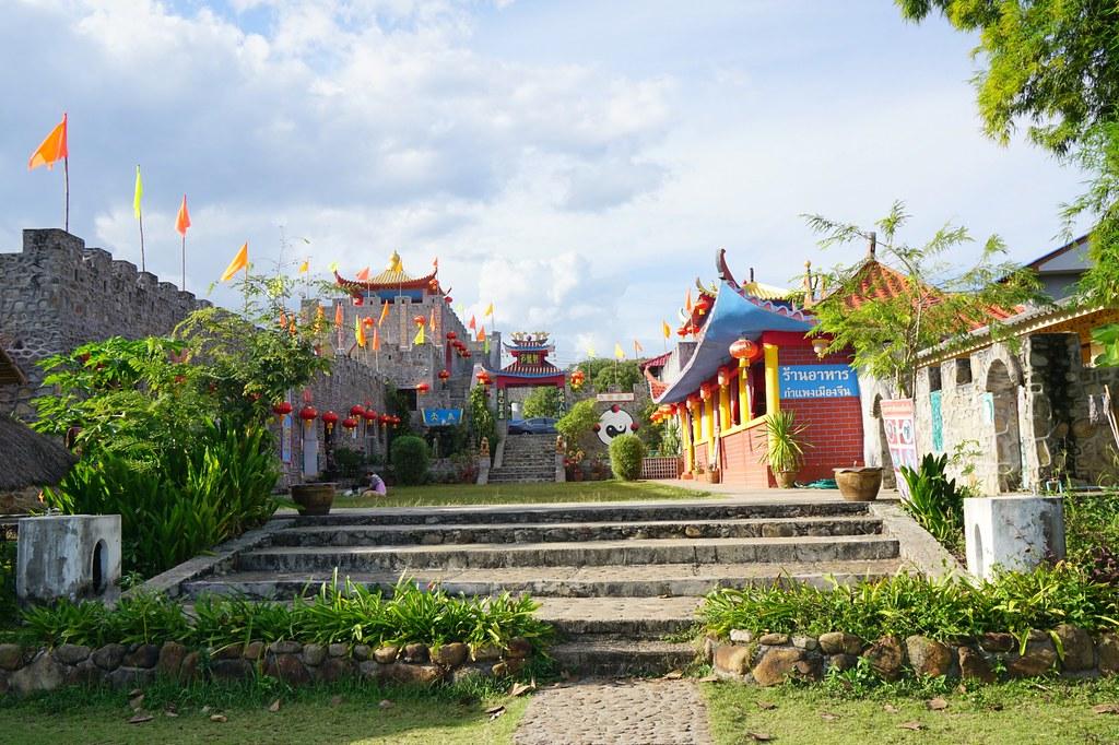 Shandichun Chinese Village - Pai, thailand-009