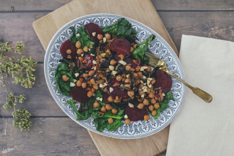 Warm Winter Salad | Insalata Invernale Tiepida | by Lab Noon (8 of 8)