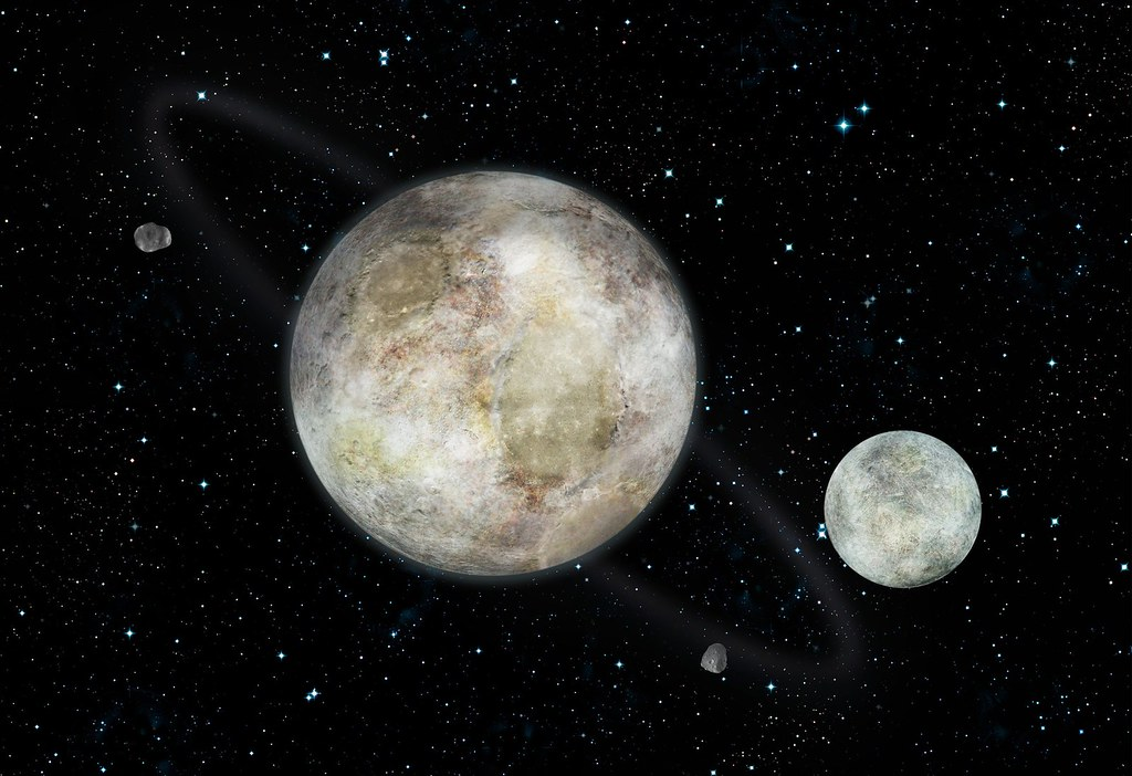15 Curious Facts Concerning Pluto ~ The Demoted Planet