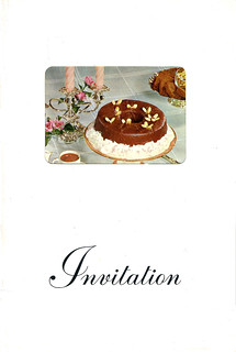 "Cadbury ""Invitation"" - cover"