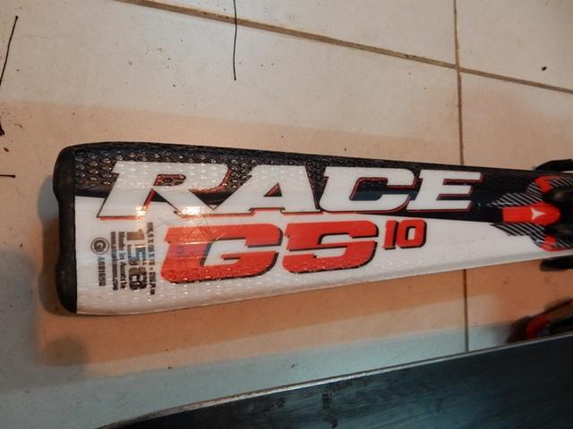 Inne rodzaje Lyže Atomic GS 10 Race - Bazar - SNOW.CZ HX41