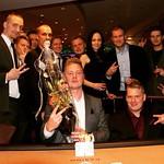 Casino Helsinki onnittelee eilisen Poker Ranking -turnaksen voittajia: 1. Tuukka Meklin 4383€ 2. JP Juhola 2720€ 3. Tomi Saarnio 1832€  #casinohelsinki #pokeri #chpokeri