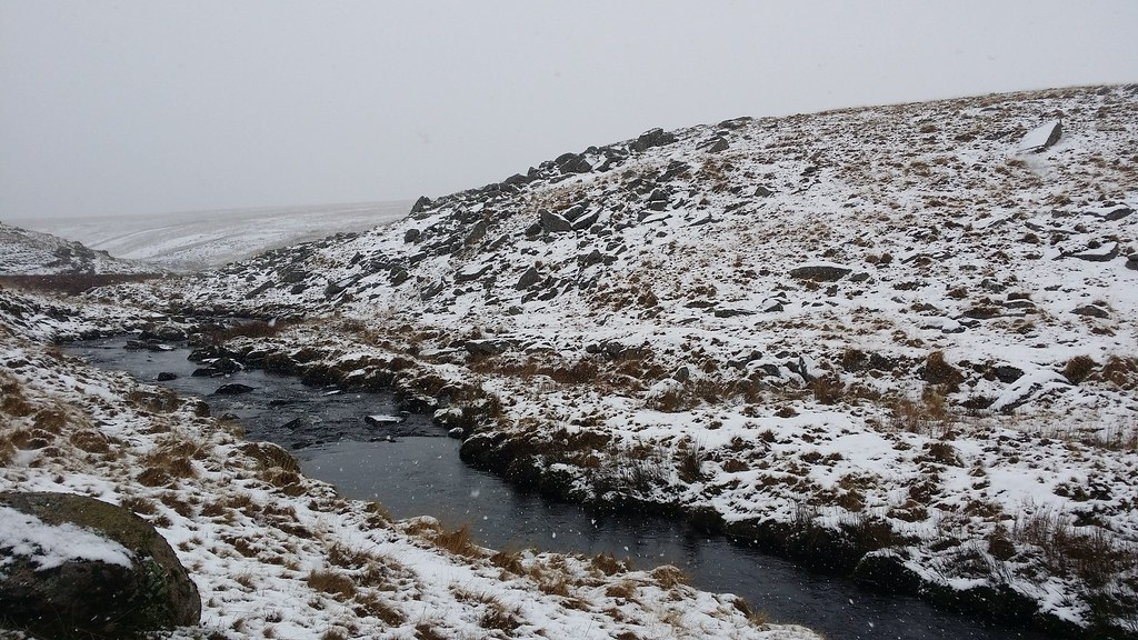 River Walkham below Clay Tor #sh