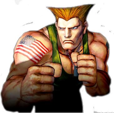 Чарли Нэш появится в Street Fighter V