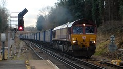 66065 Dollands Moor to Daventry 4M38 for Jaguar Land Rover