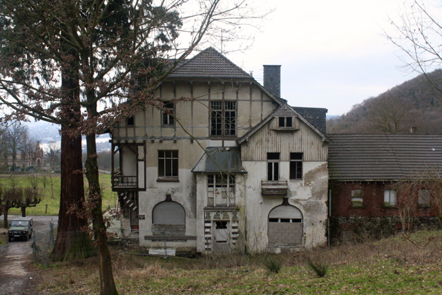 Abandoned old house - Drachenfels, Bonn, Germany