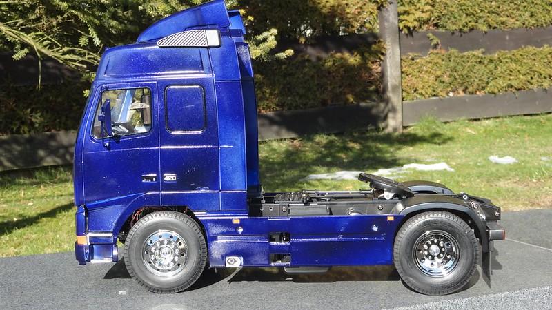 Otra sueca en Luxemburgo: esta vez un Volvo FH12 16464012895_8d52426ac3_c