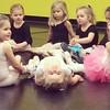 Mattie at Dance Class #thatsmykid