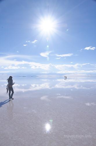 【写真】2015 世界一周 : ウユニ塩湖(夕方-3)/2020-03-31/PICT8084