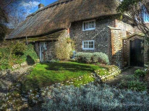 Old Malt Cottage - February