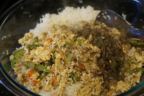 Egg rice 3