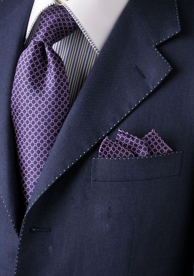 Cách phối màu sơ mi, caravat, vest kiểu cổ điển để trở thành quý ông Hollywood 2