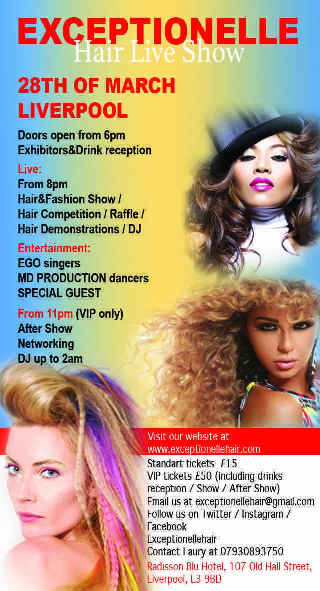fashion show, hair fashion show, liverpool hair fashion show, liverpook hair event