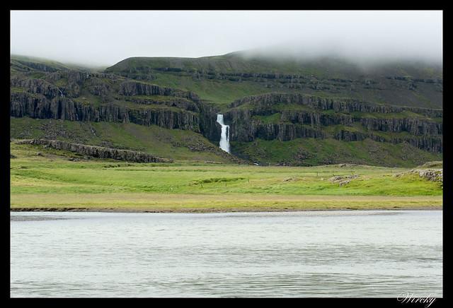 Cascadas del río Hamarsa