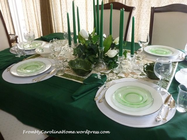 Spring Tablescape - 7