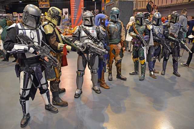 how to join the mandalorian mercs